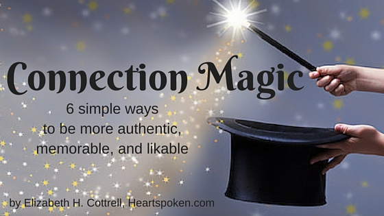 Connection Magic Header