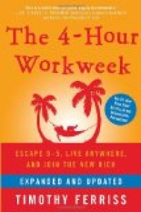 Book Cover of The 4-Hour Workweek