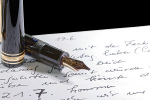 Revive the Art of Personal Note Writing!