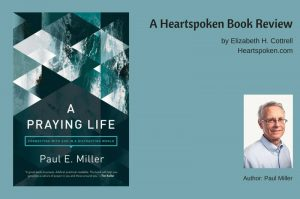 A Praying Life book cover and author image