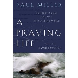 "Book Cover Image for ""A Praying Life"""