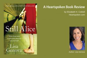 Still Alice book cover and author image