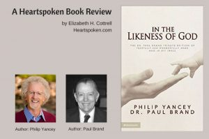 In The Likeness of God Book cover and author images