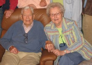 Jim and Betty Herbert