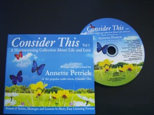 Consider This CD
