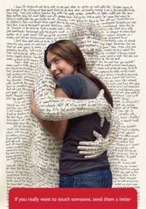 Send A Letter - Send a Hug