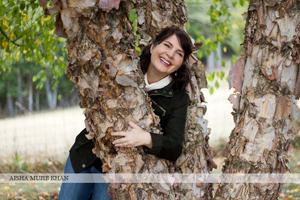 Photo of Lisa Mikitarian by Aisha Mujib Photographie