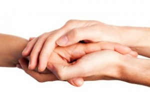 Caring Hands from 001abacus at iStockPhoto