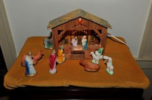 Manger Scene - Nativity Scene