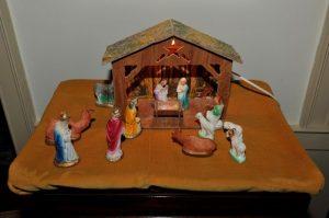 Manger Scene - Nativity Scene
