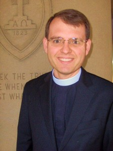 Photo of The Rev. Alexander D. MacPhail