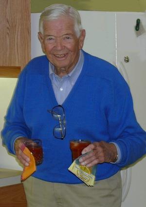 Dad in 2010