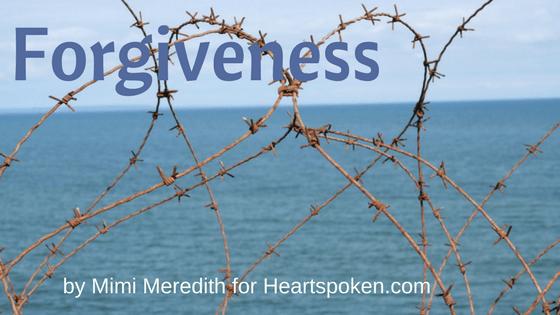 Forgiveness title