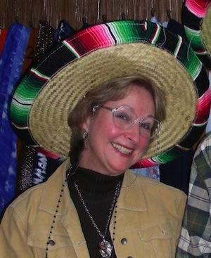 Elizabeth in Sombrero