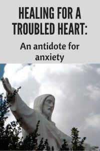 "We all struggle with anxiety, worry, stress, and fear. Yet Scripture says ""Let not your heart be troubled."" Where can we go for relief? Are there remedies?"