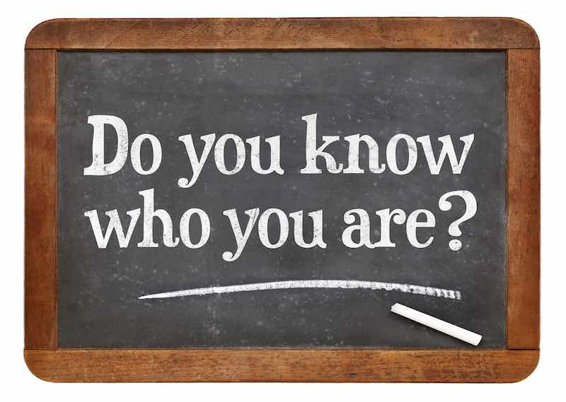 Self knowledge: Do You Know Who You Are?