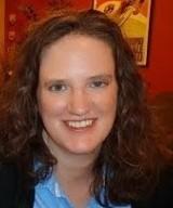 Headshot of Cari Bousefield, Christian blogger