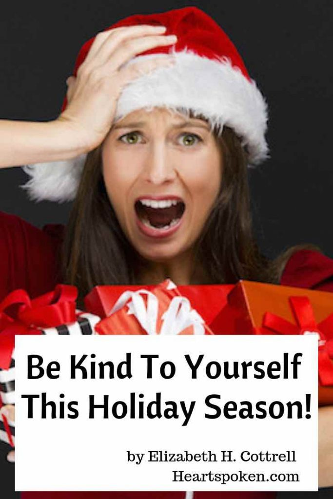 Be Kind To Yourself This Christmas