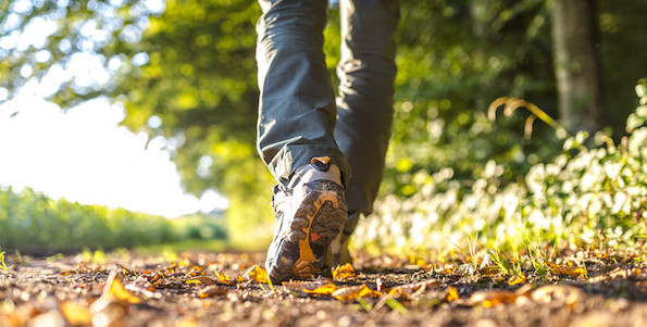 How Walking Has Opened The Door To A Beautiful New World