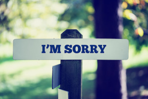 I'm sorry on sign