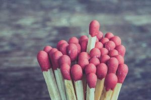 Self-Reliance: Bundle of matchsticks