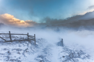 Are you freezing in the midst of a spiritual winter?