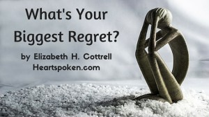Title: What's Your Biggest Regret