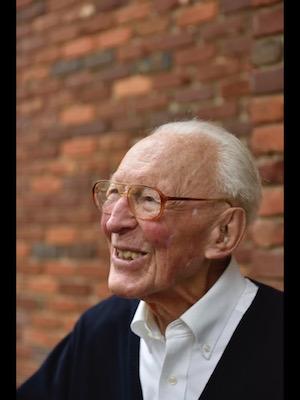 Happy 100th Birthday, Uncle Edmund!
