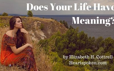 Does Your Life Having Meaning?