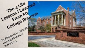 The 4 Life Lessons I Learned From My College Reunion