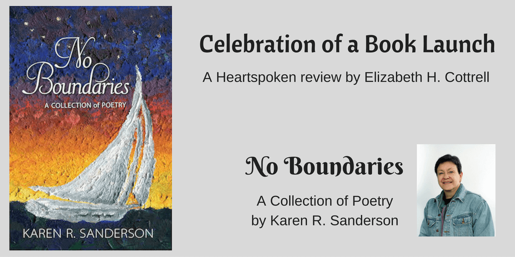 NO BOUNDARIES: Celebration Of A Book Launch