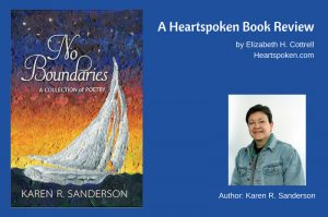 No Boundaries book and author images