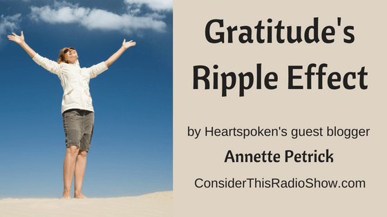 Gratitude's Ripple Effect
