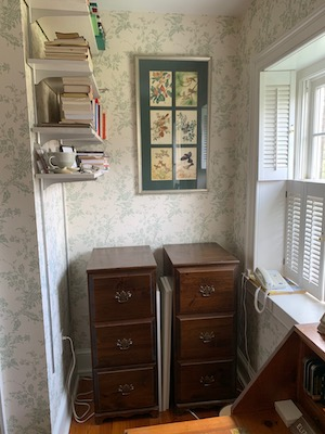 spring cleaning decluttering after