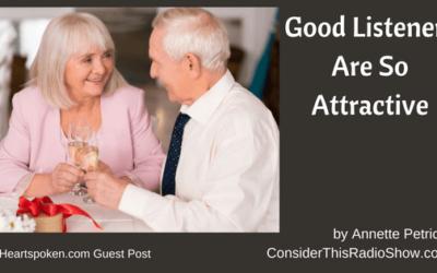 Good Listeners Are So Attractive