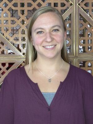 Headshot of author, Karla Petty