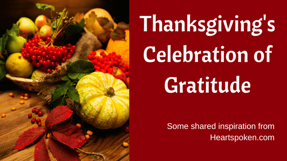 Thanksgiving's Celebration of Gratitude