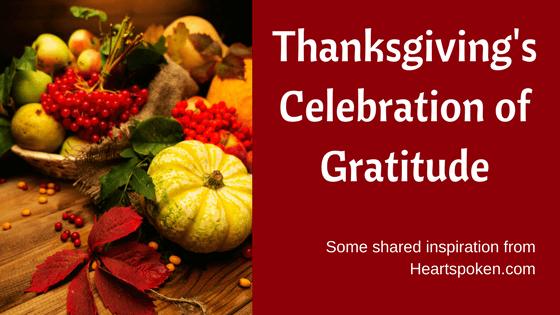 Thanksgiving's Celebration Of Gratitude