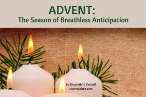 Advent: season of breathless anticipation