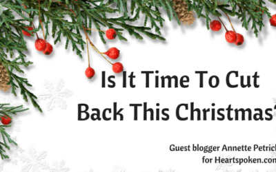 Is It Time To Cut Back This Christmas?