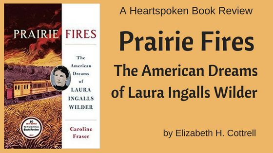 Title for Prairie Fires book review