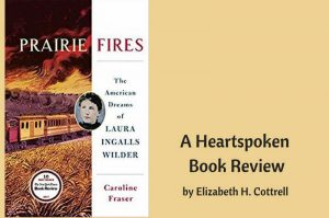 Prairie Fires book cover and post title