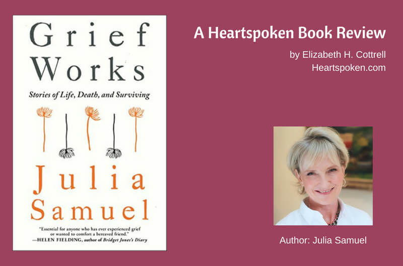 Grief Works book cover and author photo