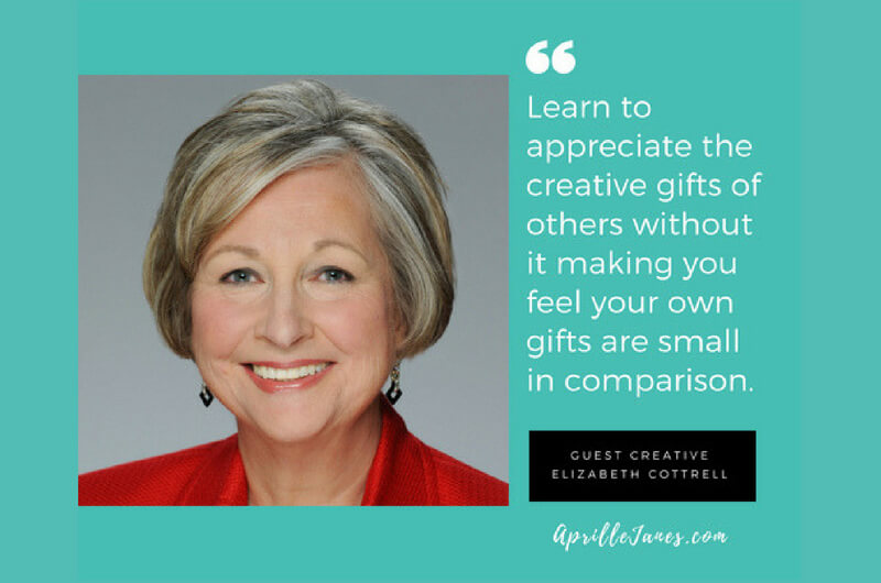 creative gifts interview with Elizabeth Cottrell