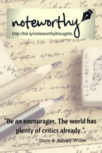 Noteworthy Thoughts for heartspoken notes of encouragement