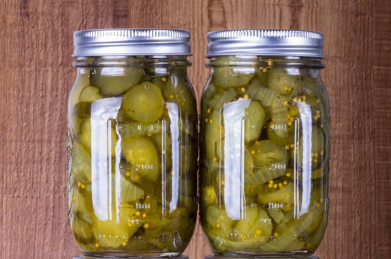 recycled pickle