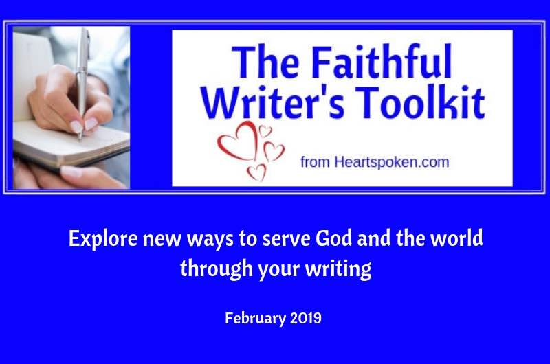 FAithful Writers Toolkit February 2019