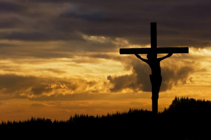 It is finished: Jesus's last words on the cross as he died