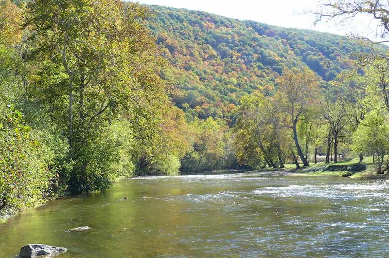 Life is like a river: Shenandoah River #ShenandoahRiver #Shenandoah Valley #river #streams