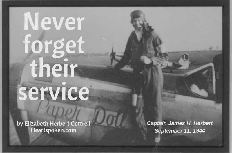 Never Forget Their Service: A Memorial Day Tribute